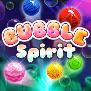 Bubble Spirit Match-3 Game