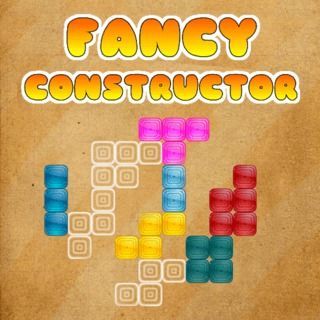Fancy Constructor Puzzle Game