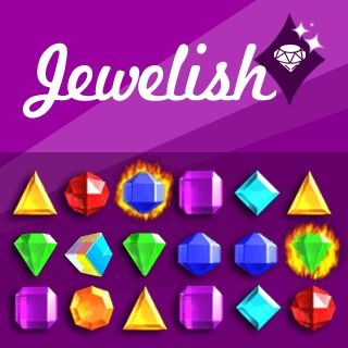 Jewelish Match-3 Game