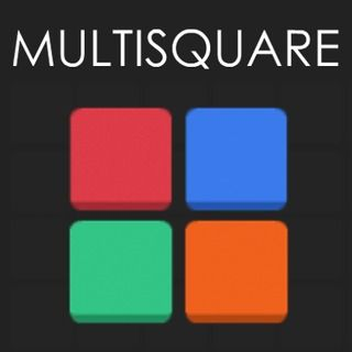 Multisquare Match-3 Game