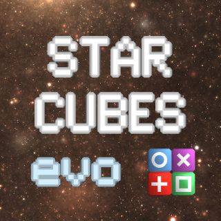 Star Cubes EVO Puzzle Game