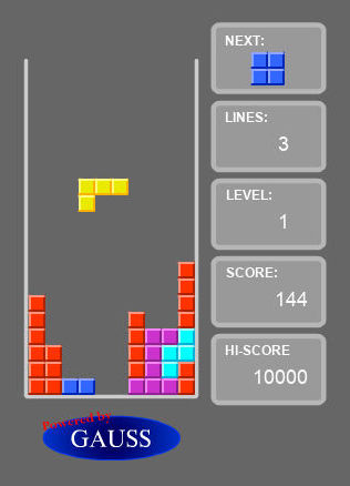 Play Tetris Puzzle Game For Free Gauss
